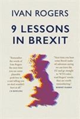 Obrázok 9 Lessons in Brexit