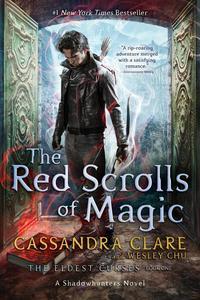 Obrázok The Eldest Curses 1. The Red Scrolls of Magic