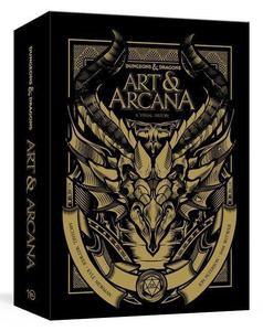Obrázok Dungeons and Dragons Art and Arcana [Special Edition, Boxed Book & Ephemera Set]