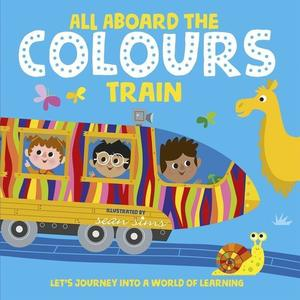 All Aboard the Colours Train