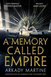 Obrázok A Memory Called Empire