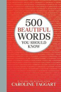Obrázok 500 Beautiful Words You Should Know