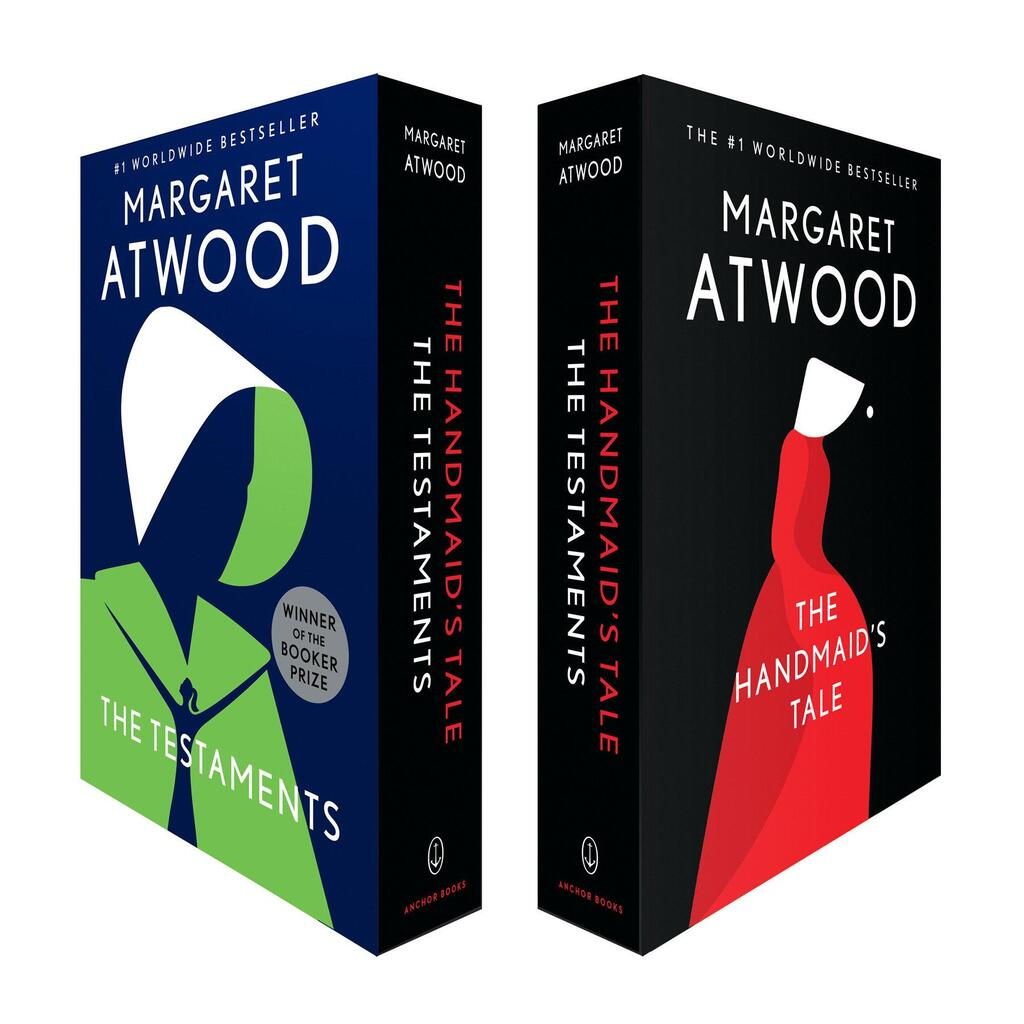 The Handmaid's Tale and The Testaments Box Set - Margaret Atwood