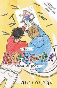 Obrázok The Heartstopper Colouring Book