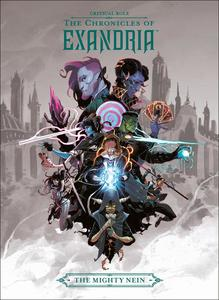 Obrázok Critical Role: The Chronicles of Exandria. The Mighty Nein