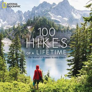 Obrázok 100 Hikes of a Lifetime