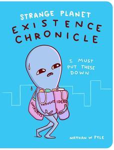 Obrázok Strange Planet: Existence Chronicle