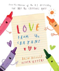 Obrázok Love from the Crayons