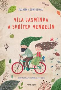 Obrázok Víla Jasmínka a skřítek Vendelín