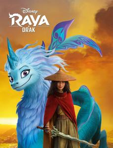 Disney Raya a drak (Příběh podle filmu)