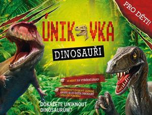 Únikovka Dinosauři