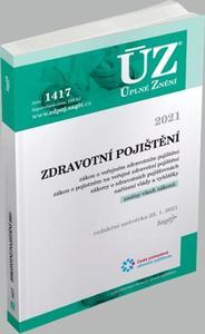 Obrázok ÚZ 1417 Zdravotní pojištění 2021