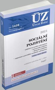 Obrázok ÚZ 1416 Sociální pojištění 2021