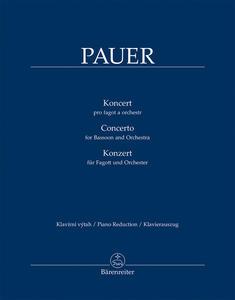 Obrázok Koncert pro fagot a orchestr