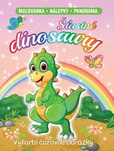 Obrázok Šťastné dinosaury