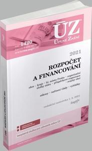 Obrázok ÚZ 1420 Rozpočet a financování územních samosprávných celků 2021