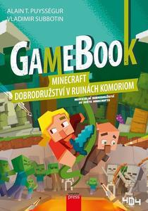 Obrázok Gamebook Minecraft