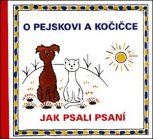 Obrázok O pejskovi a kočičce Jak psali psaní