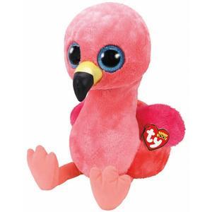 Obrázok Beanie Boos Gilda růžový plameňák 24 cm