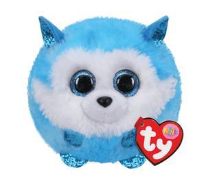 Obrázok Ty Puffies Prince modrý husky 8 cm