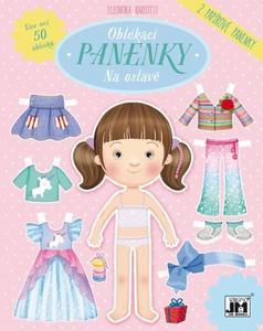 Obrázok Oblékací panenky Na oslavě