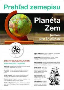 Obrázok Planéta Zem Prehľad zemepisu sveta (nielen) pre školákov