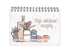 Obrázok Kniha na recepty