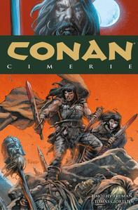 Obrázok Conan Cimerie