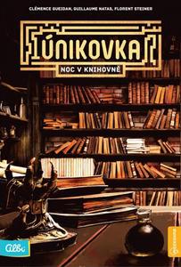 Obrázok Únikovka Noc v knihovně