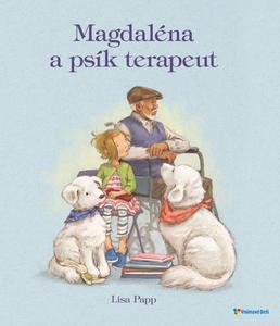 Obrázok Magdaléna a psík terapeut