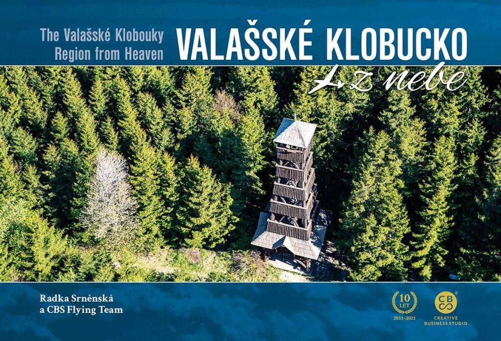 Valašské Klobucko z nebe - Radka Srněnská