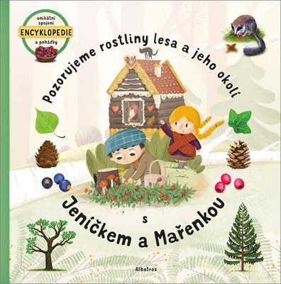 Obrázok Pozorujeme rostliny lesa a jeho okolí s Jeníčkem a Mařenkou