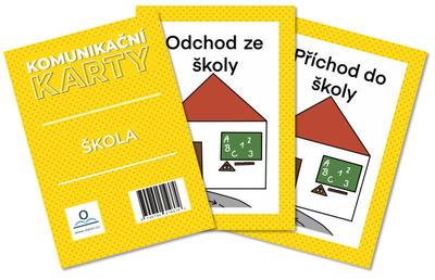 Obrázok Komunikační karty Škola