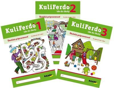 Obrázok Kuliferdo ide do školy 1-3