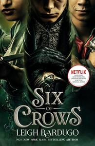 Obrázok Six of Crows: TV tie-in edition