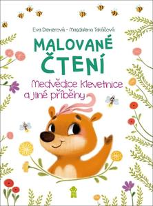 Obrázok Malované čtení Medvědice Klevetnice a jiné příběhy