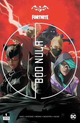 Obrázok Batman/Fortnite Bod nula (1)