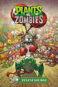 Obrázok Plants vs. Zombies Pěstní souboj