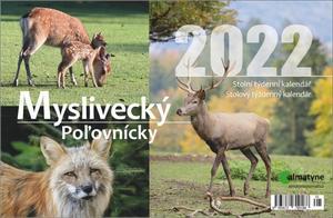Obrázok Myslivecký - stolní kalendář 2022