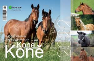 Obrázok Koně - stolní kalendář 2022
