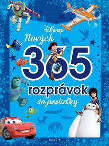 Obrázok Disney Pixar Nových 365 rozprávok do postieľky