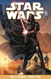 Obrázok STAR WARS Moře v plamenech Pevnost Vader