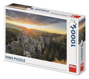 Obrázok Puzzle 1000 Skalnaté stěny