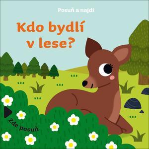 Obrázok Kdo bydlí v lese?