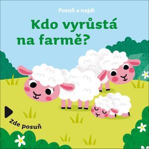 Obrázok Kdo vyrůstá na farmě?