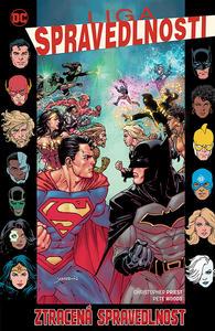 Obrázok Liga spravedlnosti 7 Ztracená spravedlnost