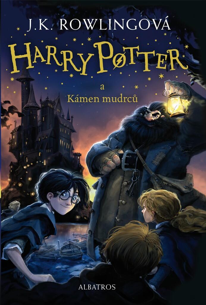Harry Potter a Kámen mudrců (1. dil) - Joanne K. Rowlingová