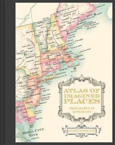 Obrázok Atlas of Imagined Places