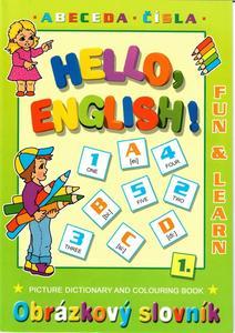 Hello, English! – Abeceda, čísla