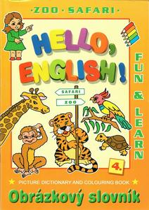 Hello, English! – ZOO, Safari